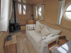 WILLOW: 48ft 0in Owner/Nick Thorpe Boatbuilding cruiser