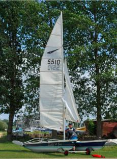 Dart18 Race Sail No.5510