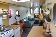 '89 Colecraft 52ft Semi Trad Narrow Boat