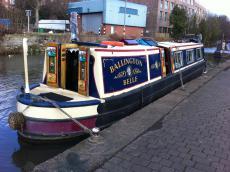 Ballington Belle 41ft Trad  built 1986 by Piper Boats £18,995