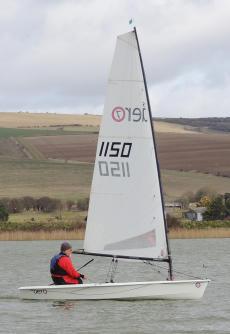 RS Aero 7 - Sail No 1150