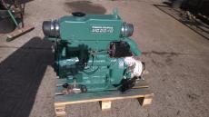 Volvo Penta 2040D 40hp Marine Diesel Engine Package