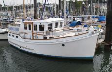 Cygnus GM 32 Trawler Yacht - Twin Screw