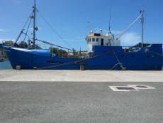 Small Cargo Vessel for Sale