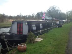 Narrow boat DIvertimento