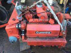 Cummins V6 marine diesel