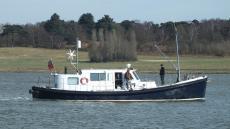 ex-Tobermory Lifeboat, 46' Watson,