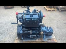 SABB 2JHR 30hp Twin Cylinder Marine Diesel Engine - Very Low Hours!!!