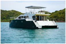 51' Power Catamaran in Thailand