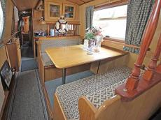 DESPERADO: 55ft 4in Built & fitted out by Liverpool Boats cruiser