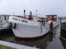 21m Dutch Klipper hotel barge