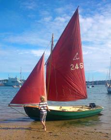 Cornish Coble s/n 246