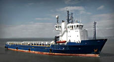 269' PLATFORM SUPPLY VESSEL