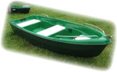 11 ft rowing / fishing dinghy