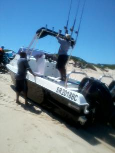 5.1 meter T-CAT forward Console for sale