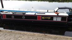 50ft Liverpool Narrow Boat - Quick Sale