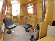 JENNY WREN: 56ft 0in South West Durham Steelcraft cruiser