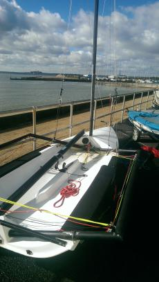 Rs 600 sail number 624