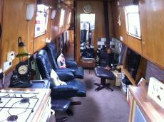 Just Arrived 50ft Semi Trad built by Neil Hudson £29,995