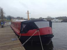 Canal & River Barge live aboard