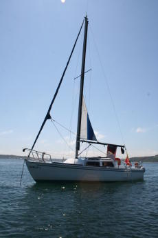 Jaguar 22,Trailer Sailor