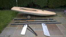 Topper sailing dingy spare parts