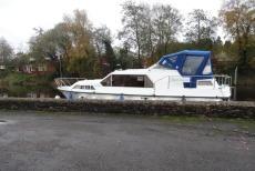 Haines 37 Cruiser