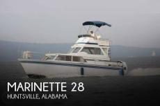 1981 Marinette 28
