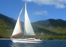 Sailing boat Gib Sea 105