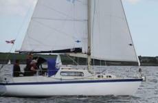 27 foot Albin Vega Cruising Yacht