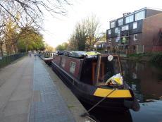 50' Trad narrowboat 1990