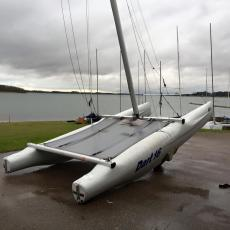 Dart 16 - currently at Rutland Water