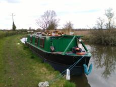 33ft Steel Narrowboat