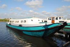 Beautiful rare Dutch Barge 48 ft