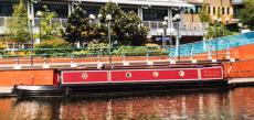 48 ft John White Semi Trad Narrowboat