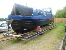 Springer Narrowboat