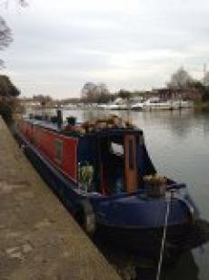 70ft Narrowboat