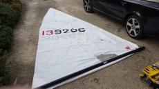 Laser standard sail - 139206