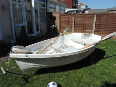 8ft Walker Bay in Excellent Condition