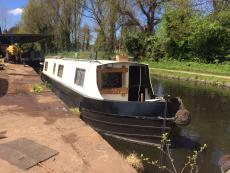 40 foot Springer Narrowboat for sale