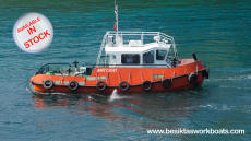 13 METER LINE HANDLING TUGBOAT (New In Stock)