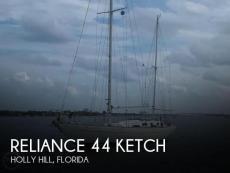 1975 Reliance 44 Ketch