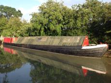 Motor boat The Beech