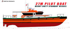 27 METER PILOT BOAT (New Build)