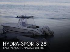 2001 Hydra-Sports VECTOR 2796CC