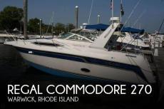 1991 Regal Commodore 270