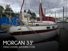 1975 Morgan 33 Out Island