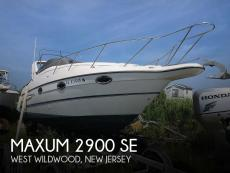 2005 Maxum 2900 SE
