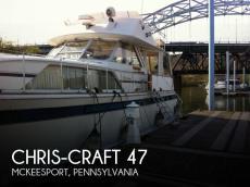 1975 Chris-Craft 47