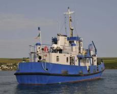 RESEARCH Survey Vessel